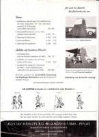 Air Camping Beetle roof tent brochure