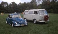 '67 Beetle and '70 Camper