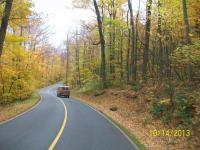 Mount Greylock auto road