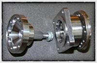 Jager Touareg Rear Wheel Bearing Housing