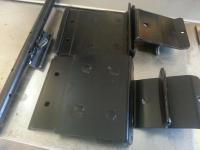 Modified GW brackets for Aleko awning