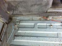 jump seat brackets