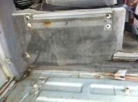 jump seat bracket location