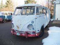 1960 Van 21 window top added