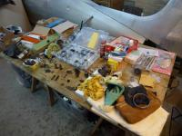 Grünhilde - eBay sorting/repair table