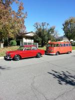 '63 Notchback and '58 15 window