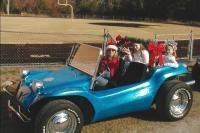 Christmas Buggys