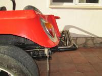 Buggy rear lights