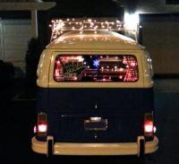 Christmas Bay Window