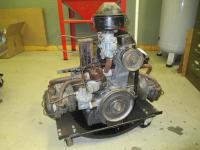 Present state of 54 motor.
