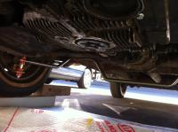 Bay Window Rear Sway Bar