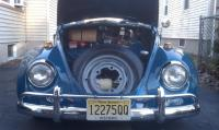 '67 Beetle Trunk
