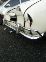 rear ended