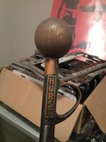 NOS Copper Hurst shifter