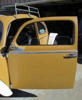 1957 Baja Bug One Piece Window Conversion