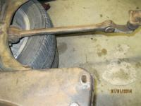 1973 Super front control arms