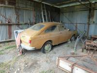 Just one more... Australian 1972 TLE Fastback barn find. (Honey brown)