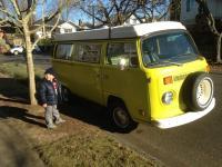 77 Grellow Bus