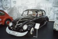 a 53 bug with sports accessories