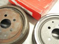 Late Bus & Vanagon Rear Drums
