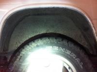 BusDepot vanagon fender liners