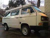 """Vanagon 2WD MBZ 16"""" steelies"""
