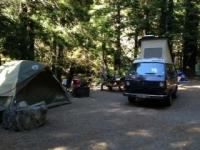 Camp site photos