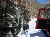 Winter drive, SE Tennessee