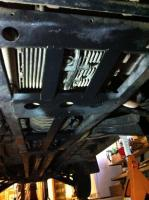 beefed up skid plate