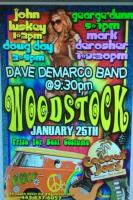 Woodstock in Maryland -Saturday, Jan. 25, 2014