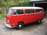 1970 Cross Country Bus