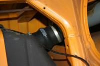 77 Bus Fuel Filler Hose