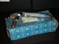 NOS 211 843 703H Sliding door handle T2 7/68-73