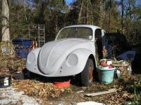 old junk VW's