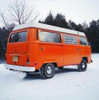 75 Westfalia winter warmup