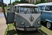 VW Kombi 1960, last year semaphore bus in Brazil