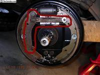 72 E-Brake Spreader Bar