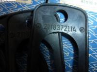 NOS 211 837 211A Front Door Handle Gasket (Big) 68-79