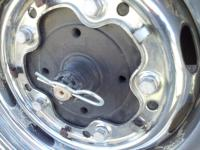 Veep redrilled rear drum