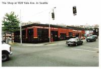 Paul Weir Porsche Downtown Seattle