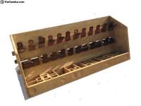 70-only Fuse box  411 937 505A