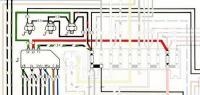 68-69 brake light switch wiring