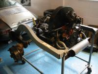 factory cutaway motor