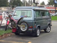 Moto Jack-Rack Motorcycle lift carrier