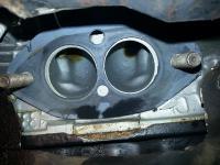intake manifold gasket inspection