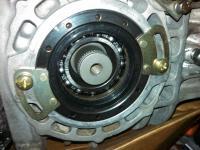 Syncro 094 transmission build