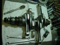 New H beam 36hp rods