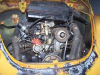 1973(late) VW 1303 1285cc stock AB motor