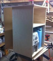 kitchen outhouse
