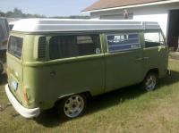 CLK Wheels on Bay Window Camper